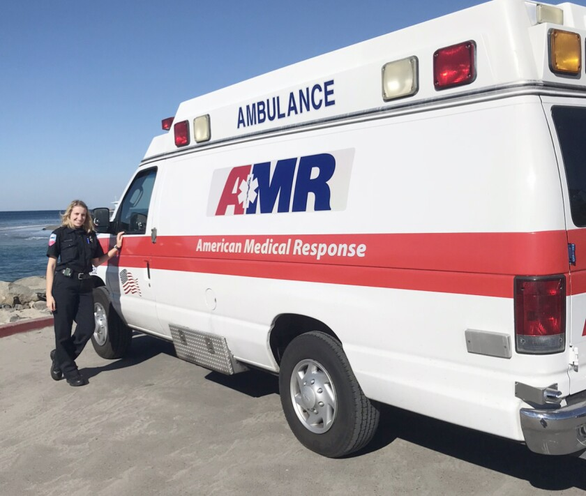 American Medical Response may be replaced as provider of city ambulance services.