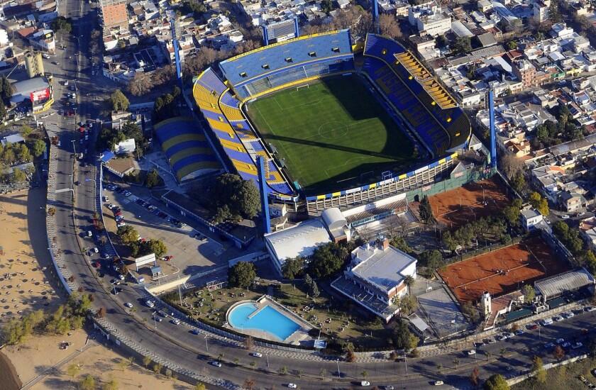 Rosario Central stadium