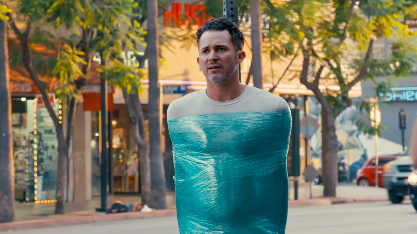 """Justin Willman in """"Magic for Humans"""""""