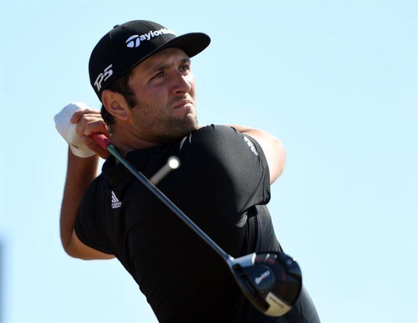 El golfista español Jon Rahm. EFE/Archivo