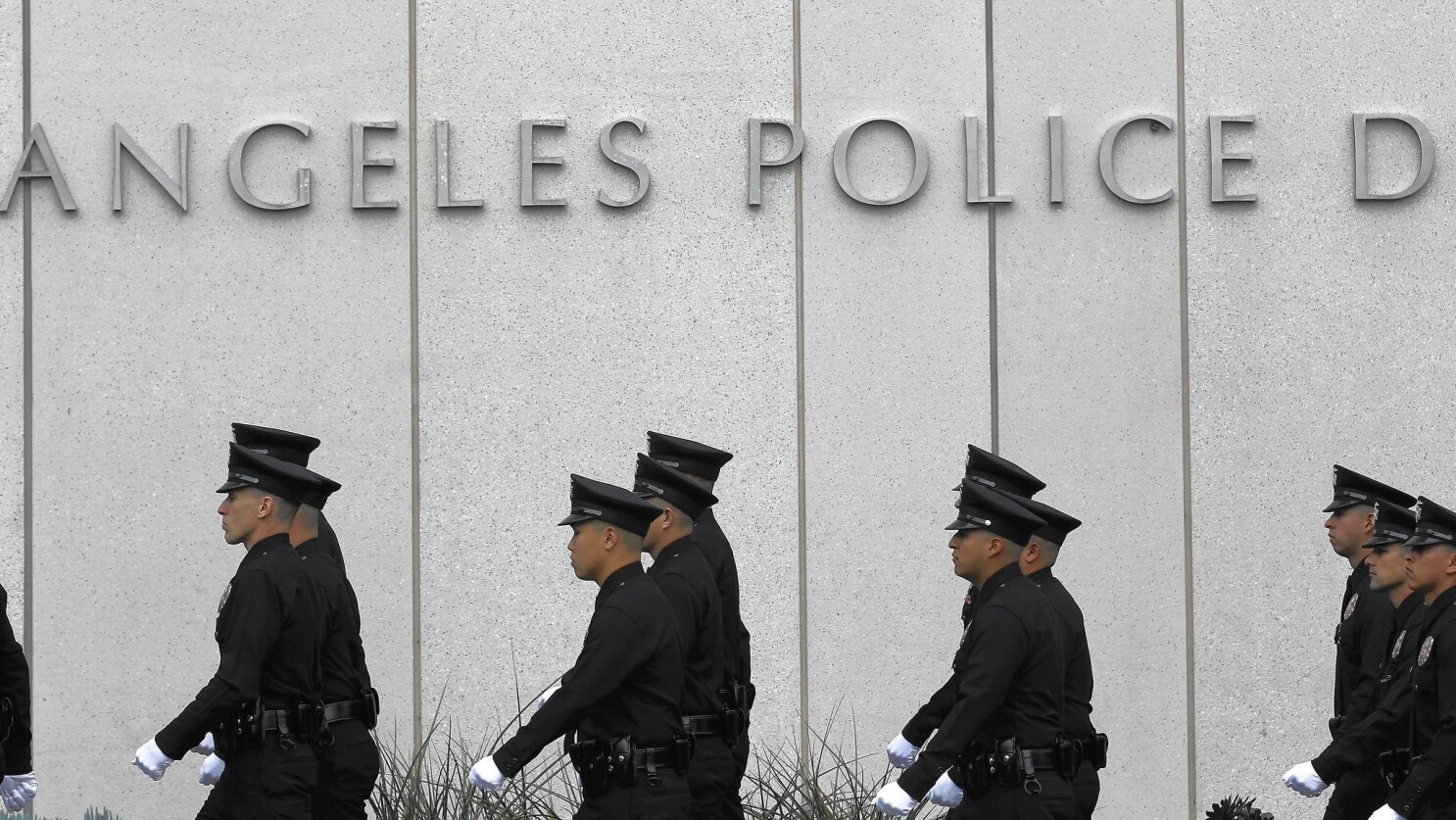 3 LAPD Officers Charged Over Allegations They Falsely Identified Gang Members