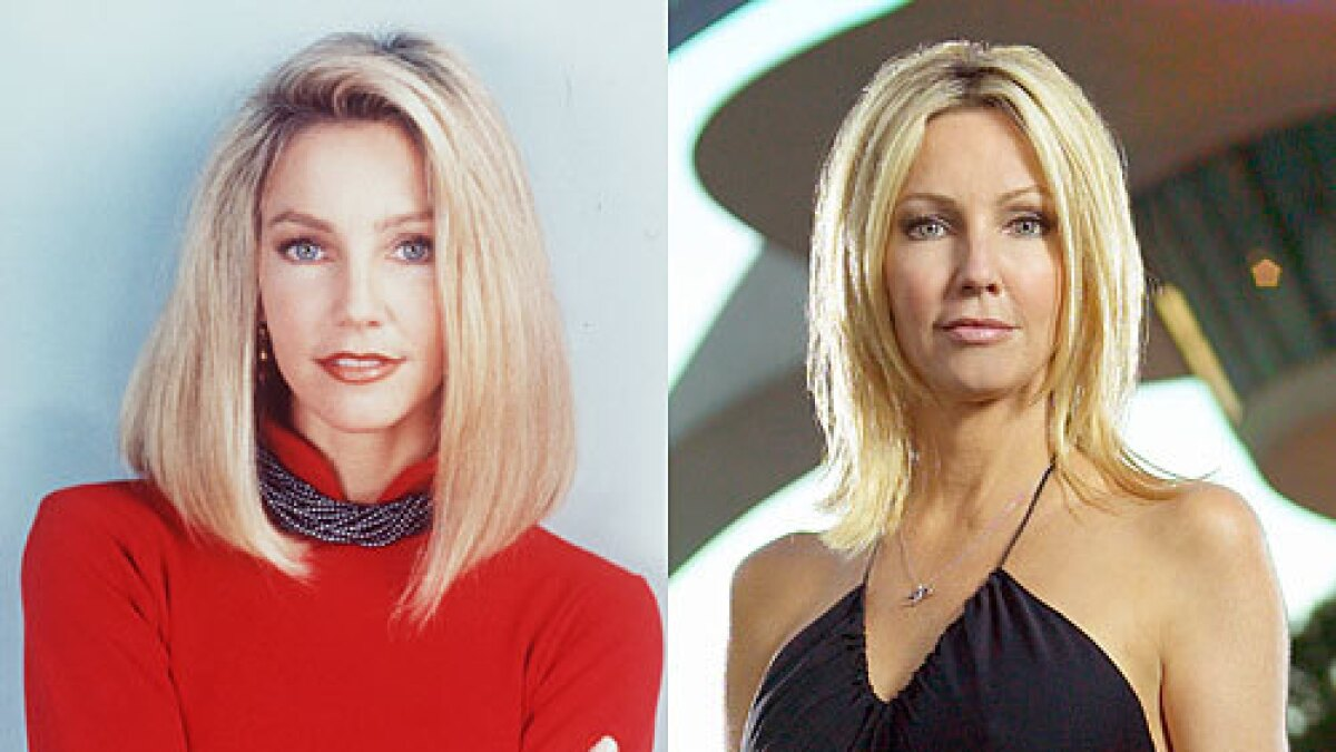 Who is heather locklear