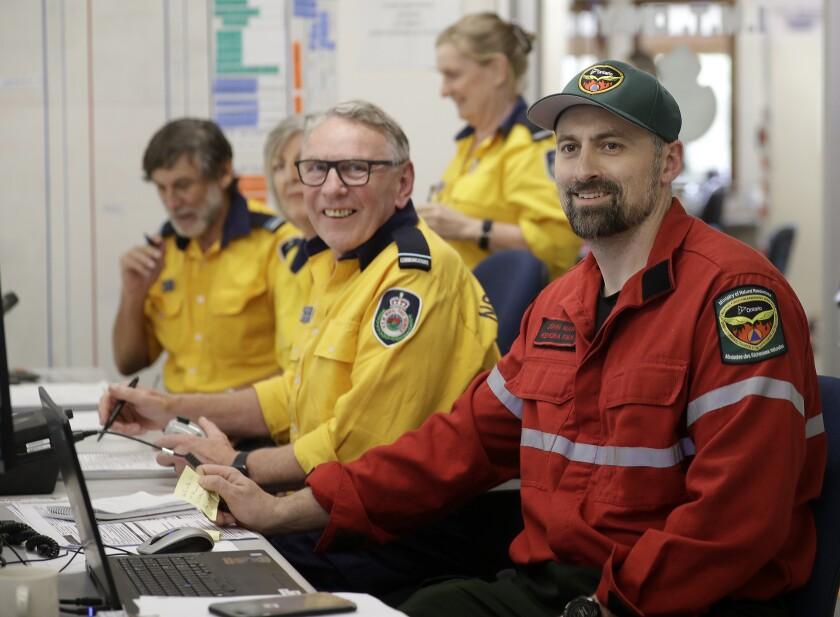 Australia Wildfires Faraway Help