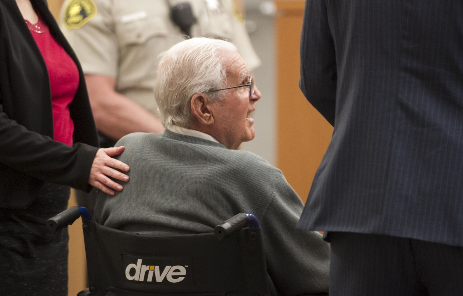 Retired lawyer, 93, to pay $9.5M to son's family for his shooting death