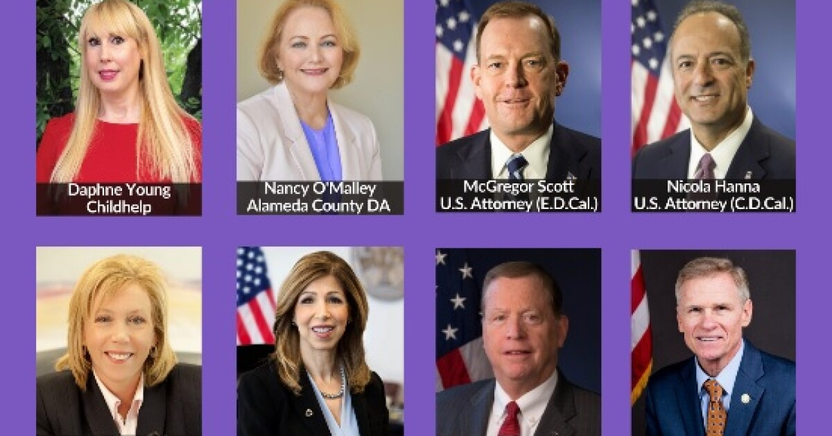 California's local, federal prosecutors raise awareness of domestic violence during pandemic