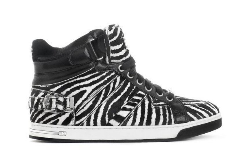 Michael Kors releases a new sneaker -- for Facebook fans only