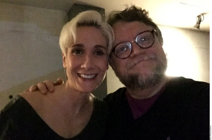 Guillermo del Toro e Issa López