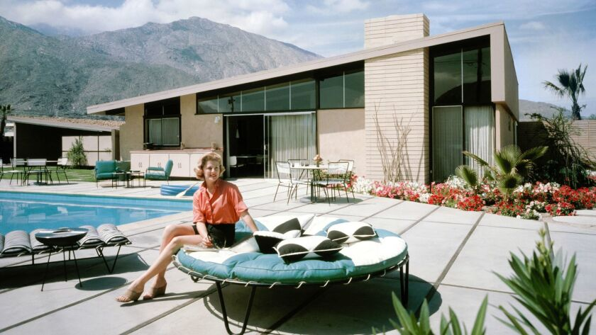 """Book cover of """"William Krisel's Palm Springs: The Language of Modernism."""""""