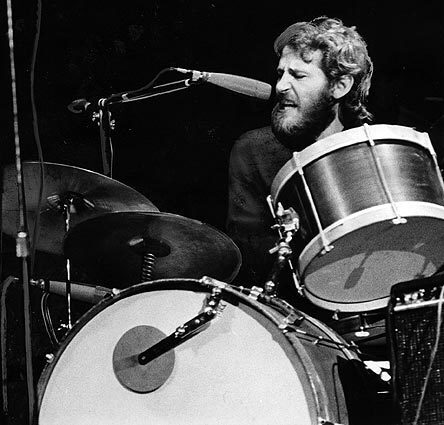 """Levon Helm in 1979. A note posted on his website by his wife and daughter Tuesday said: """"Please send your prayers and love to him as he makes his way through this part of his journey."""""""