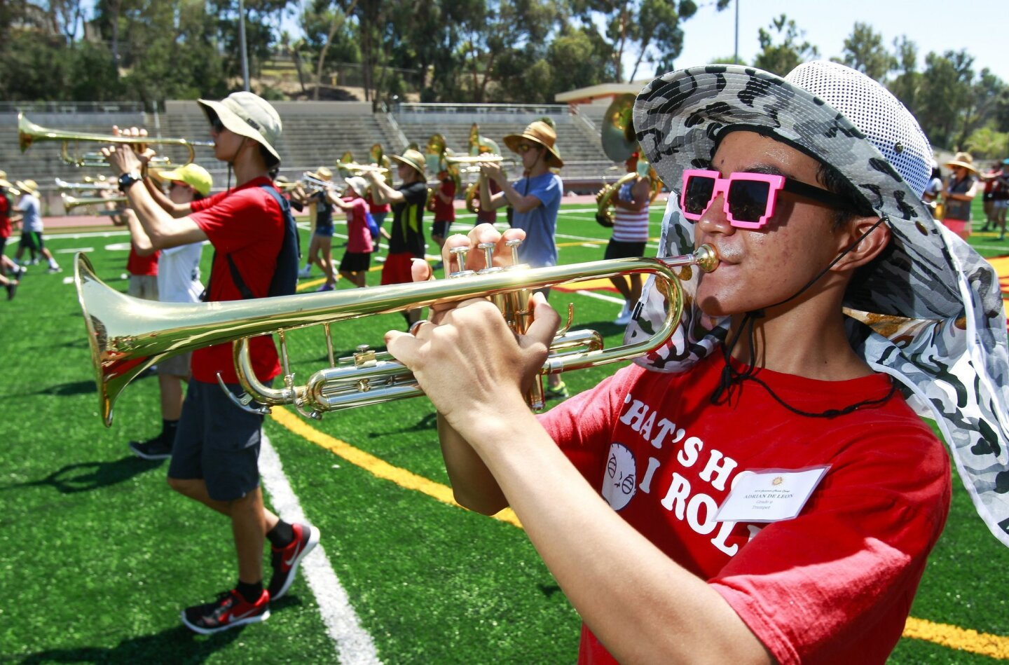Mt. Carmel Band Camp