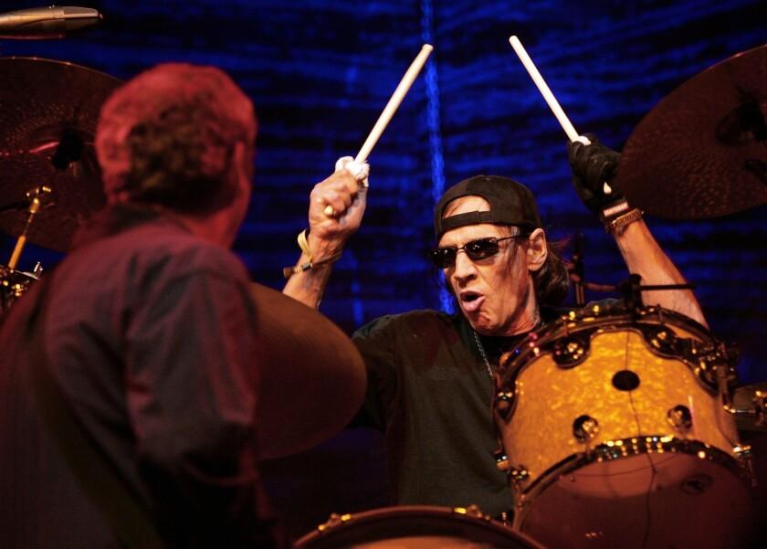 Scott Asheton of the Stooges