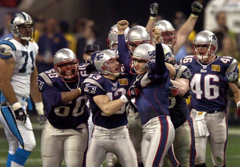 Three of the most crucial kicks in Super Bowl history
