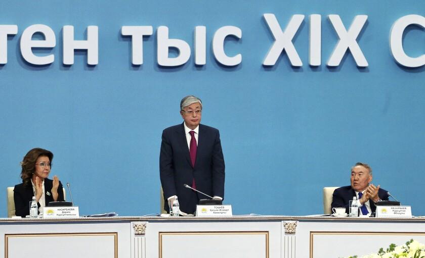 Kazakhstan Politics