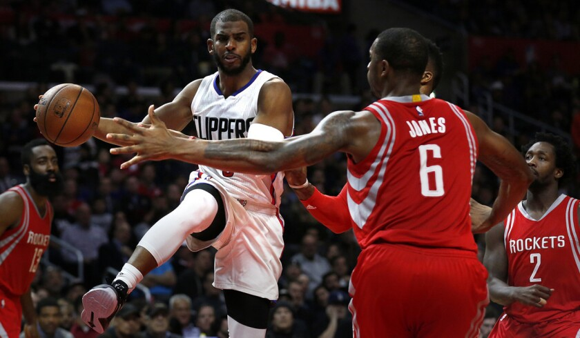 Chris Paul selected by head coaches as a reserve for NBA's All-Star game