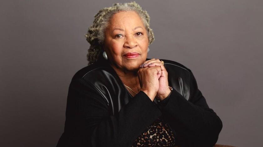 """American Masters: Toni Morrison"" on PBS."
