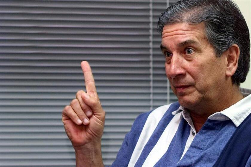 Foto de archivo del ex-Gobernador de Puerto Rico Pedro Rosselló. EFE/Archivo