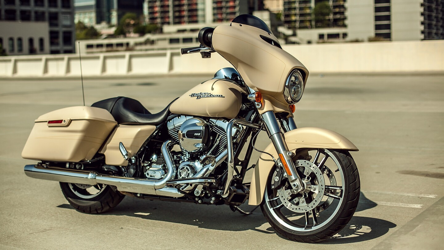 The rollOut of the new Harley Davidson Street Glide was one of the most exciting motorcycle debuts of the year.