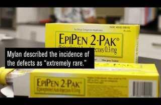 EpiPen recall expands