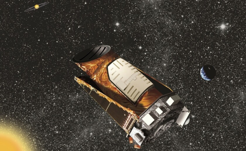 NASA has approved a plan to repurpose the Kepler Space Telescope for a new mission called K2, which would use the sun's rays to help steer the spacecraft.