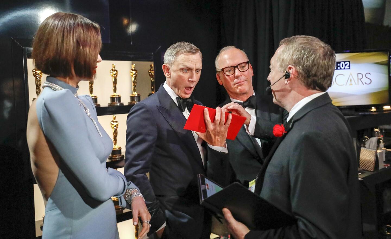Oscars 2019 | Backstage