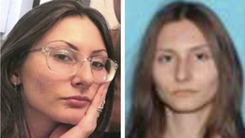 This combination of undated photos released by the Jefferson County, Colo., Sheriff's Office on Tues
