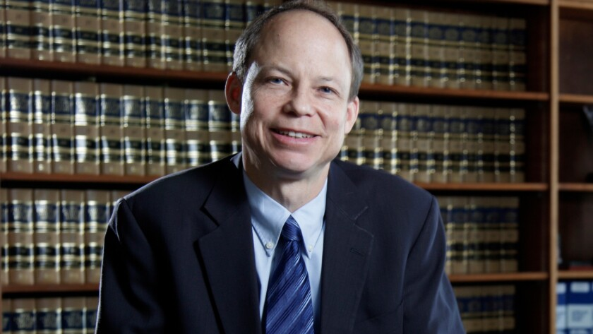 Judge Aaron Persky ordered a six-month sentence for Brock Turner, who had been attending Stanford on a swimming scholarship when he was convicted of sexual assault.