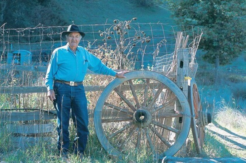 Billy Post, whose great-grandfather settled in the Big Sur area in 1848, led guests at the Post Ranch Inn on nature walks every day from his early 70s through his mid-80s.