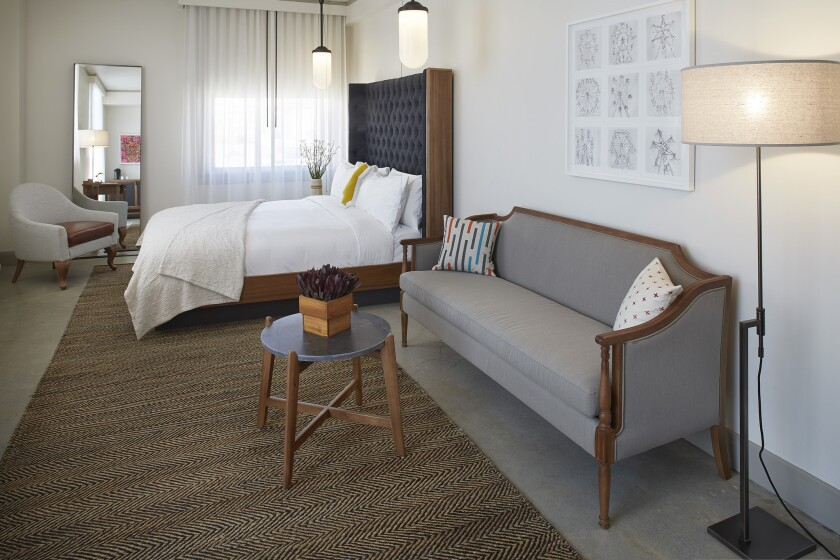 Hotel G's two-year renovation of a 1908 building near Union Square isn't quite complete, but it's offering discount rates.