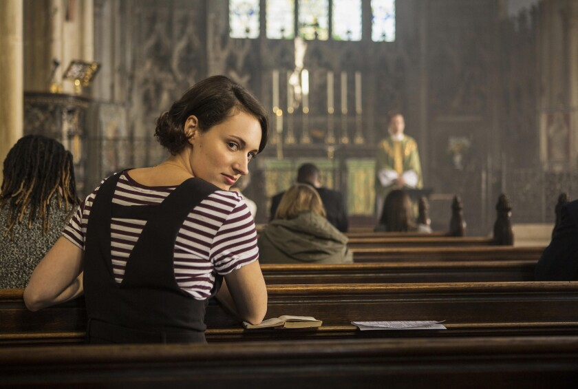 """Fleabag"" on Amazon Prime"