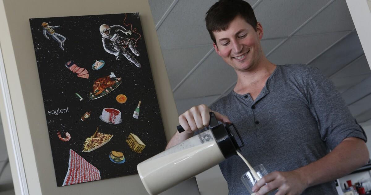 Soylent halts sales of its powder as customers keep getting sick
