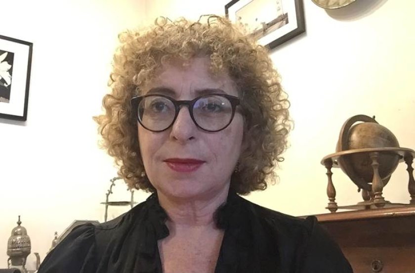 Oumelbanine Nina Zhiri is a professor of French and comparative literature at University of California, San Diego.