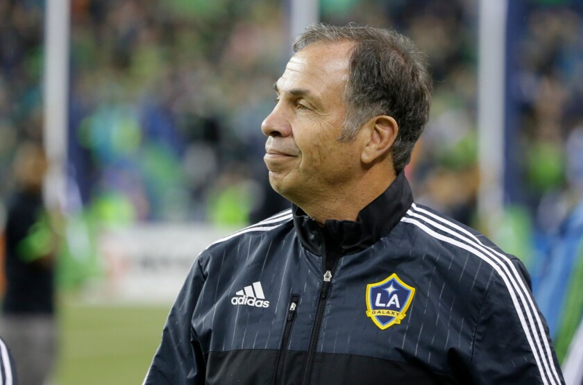 Bruce Arena will be coaching next year, but with the national team job possibly coming open, it might not be with the Galaxy.