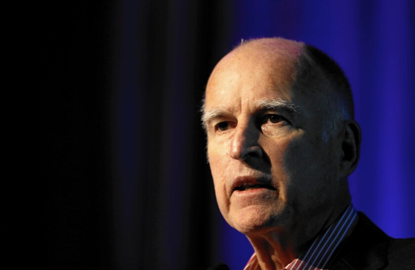 No California candidate amassed more than Gov. Jerry Brown, who spent little to fend off Neel Kashkari in November and socked away $24 million between his candidate account and a fund for ballot measures.