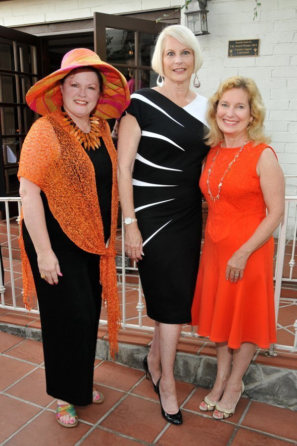 Jean Waters, Suzanne Newman, Janean Stripe