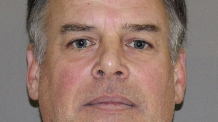 This booking photo provided by the Denton County Jail shows John Wetteland. The former major league