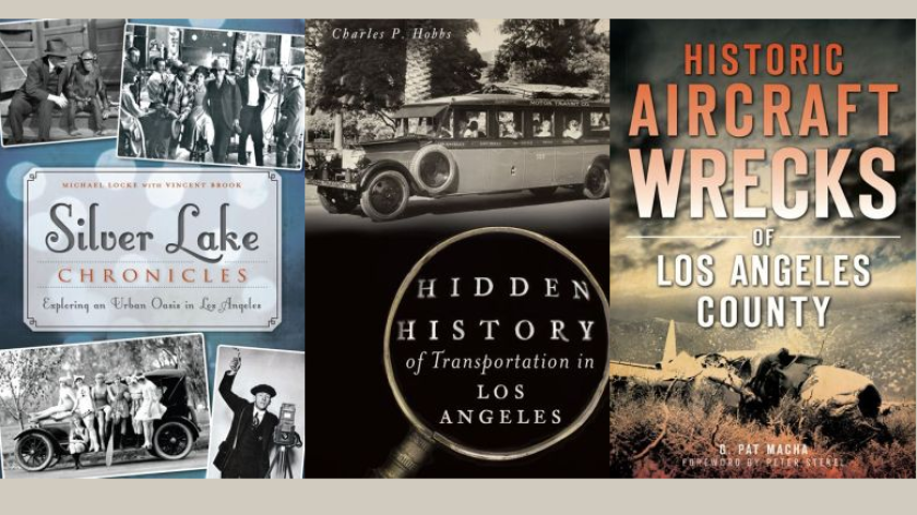 Three books about Los Angeles