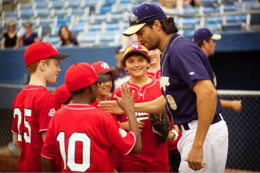 """Scott Elrod stars in """"Home Run."""""""