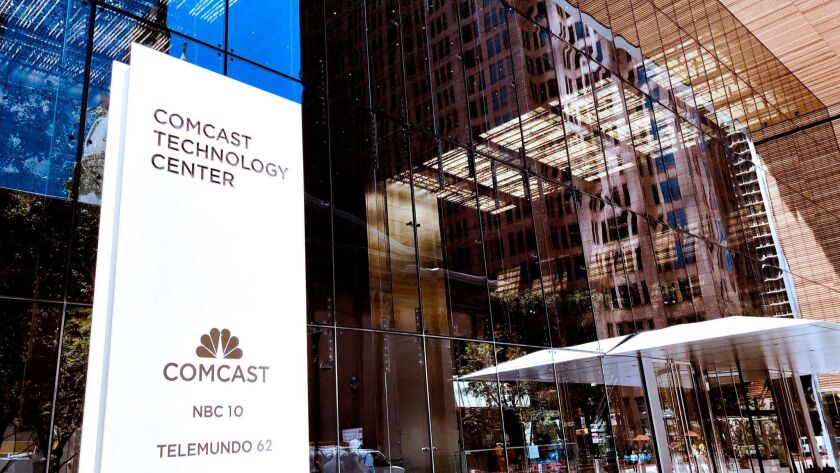 IMAGE DISTRIBUTED FOR COMCAST - Comcast Corporation will host a conference call with the financial c