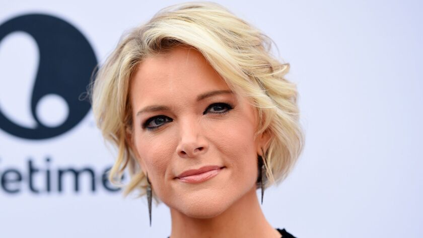"""Megyn Kelly has stood by the decision to present Alex Jones on her show, saying it's her job to """"shine a light"""" on newsmakers."""