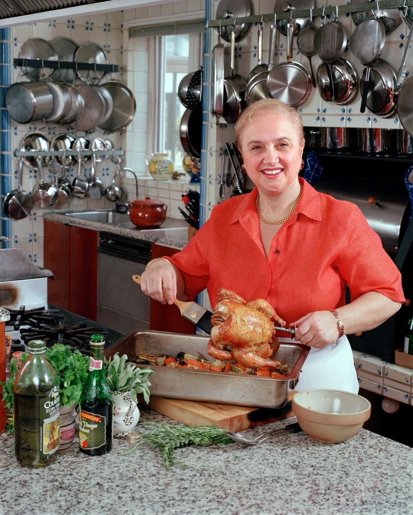 Lidia Bastianich comes to Mozza