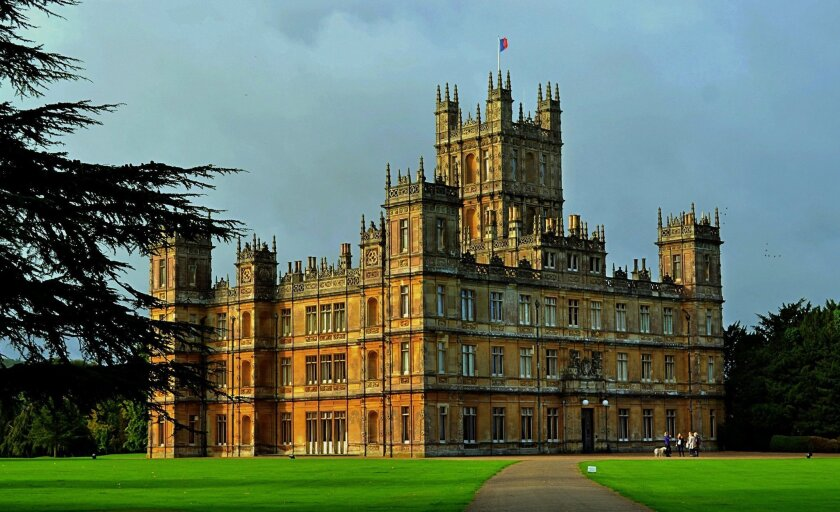 Stay overnight at Highclere Castle, the real-life Downton Abbey