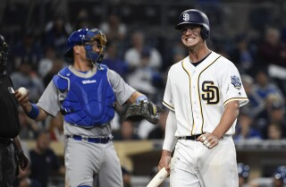 "Young Padres weigh in on Dodgers ""rivalry"""