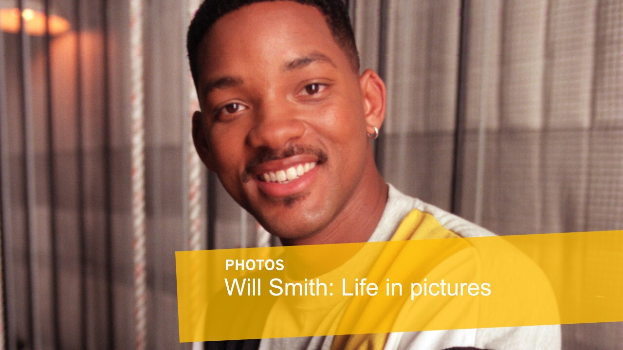 Will Smith   Life in pictures