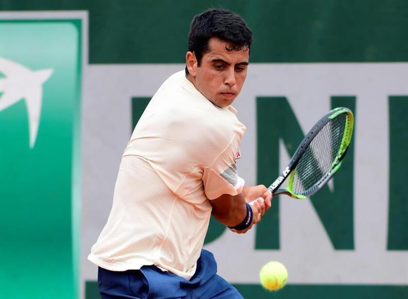 En la imagen, el tenista español Jaume Munar. EFE/Archivo