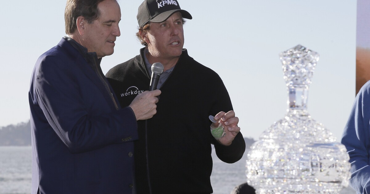 Column: San Diego's 2008 U.S. Open rekindles painful memories for Jim Nantz