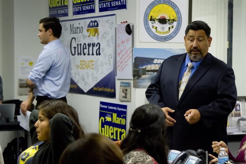 Alejarse de Trump, la forma de salvar al partido republicano en California