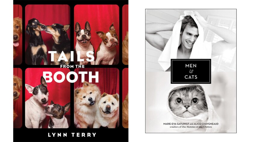 """""""Tails from the Booth"""" and """"Men and Cats"""""""