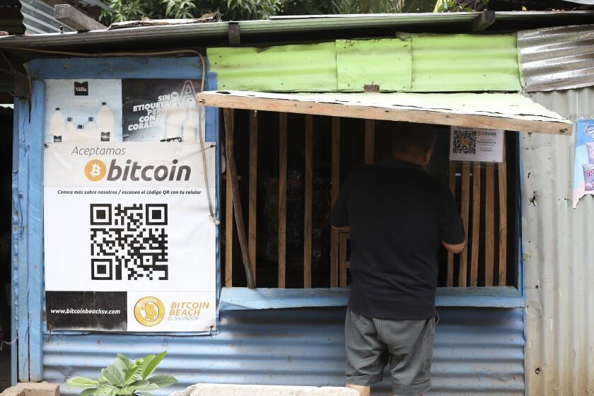 Playa El Zonte, la capital del bitcoin en El Salvador