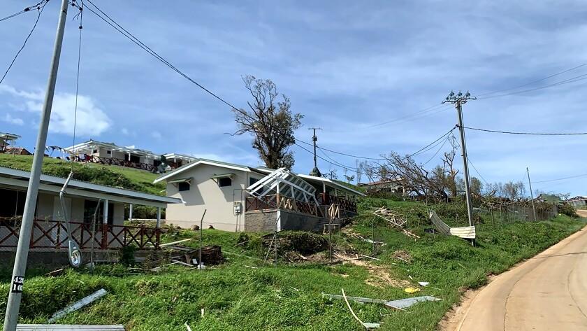 Vanauatu Cyclone