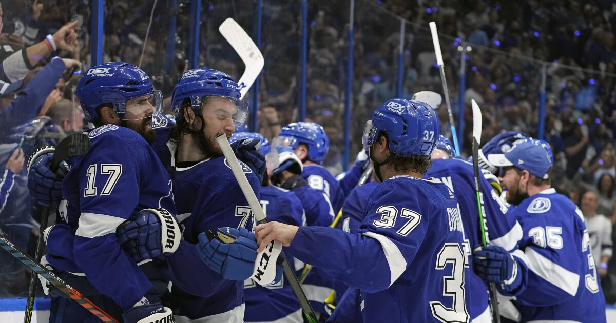 NHL playoffs: Lightning beat Islanders 1-0 in Game 7, advance to Stanley Cup Final